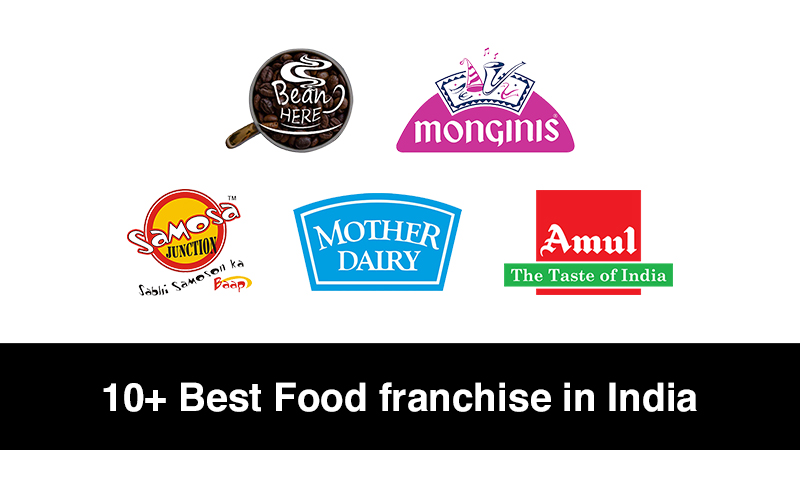 best food franchises in India
