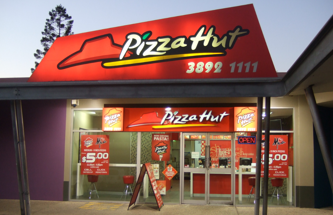 Pizza Hut Franchise in India