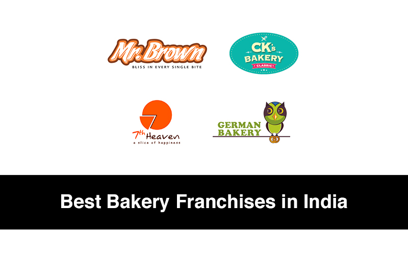 Best Bakery Franchises in India