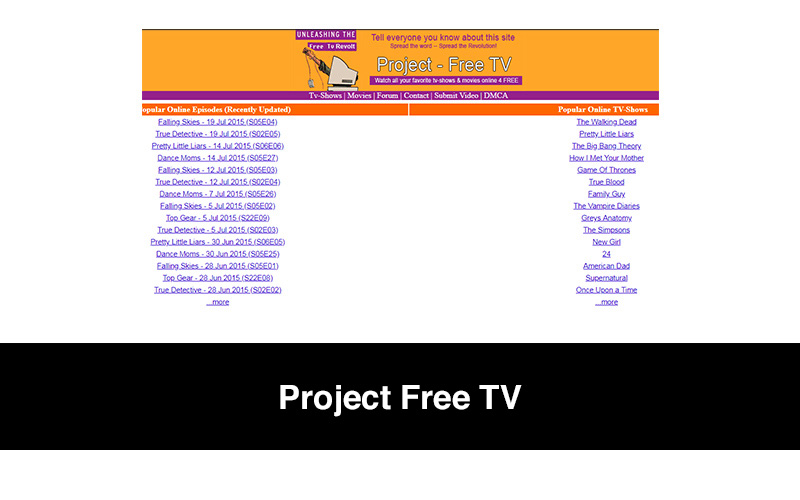 a place to call home project free tv