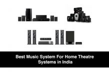 Best Music System For Home Theatre