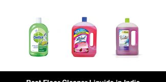 Best Floor Cleaner Liquids in India