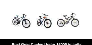 Best Gear Cycles Under 15000 in India