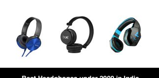 Best Headphones under 2000 in India
