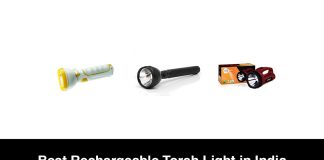Best Rechargeable Torch Light in India