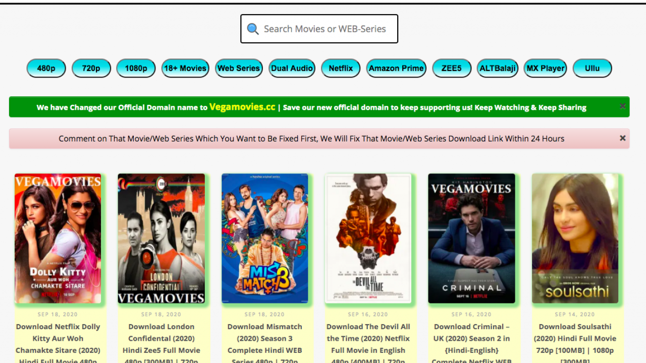 Download 300mb 480p 720p and 1080p »FilmyOne.com