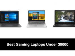 Best Gaming Laptops Under 30000