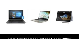 Best Touchscreen Laptops Under 50000
