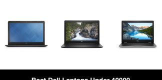 Best Dell Laptops Under 40000