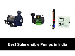 Best Submersible Pumps in India