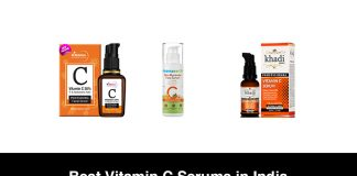 Best Vitamin C Serums in India