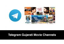 Telegram Gujarati Movie Channels