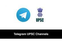 Telegram UPSC Channels