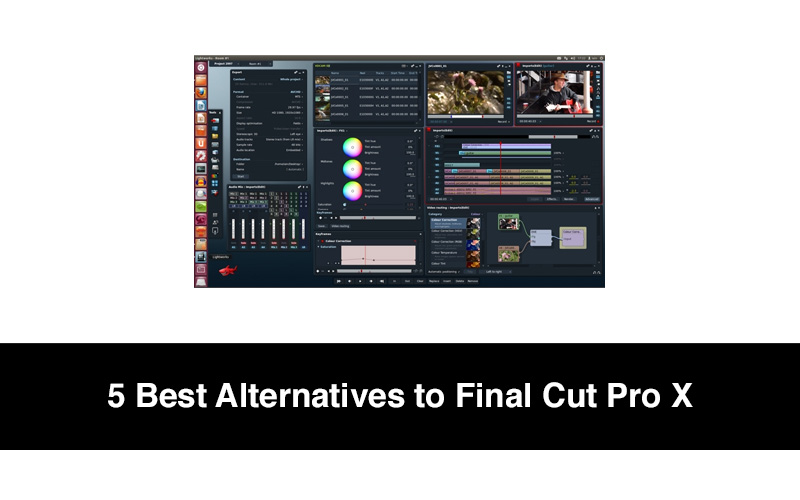 Best Alternatives to Final Cut Pro